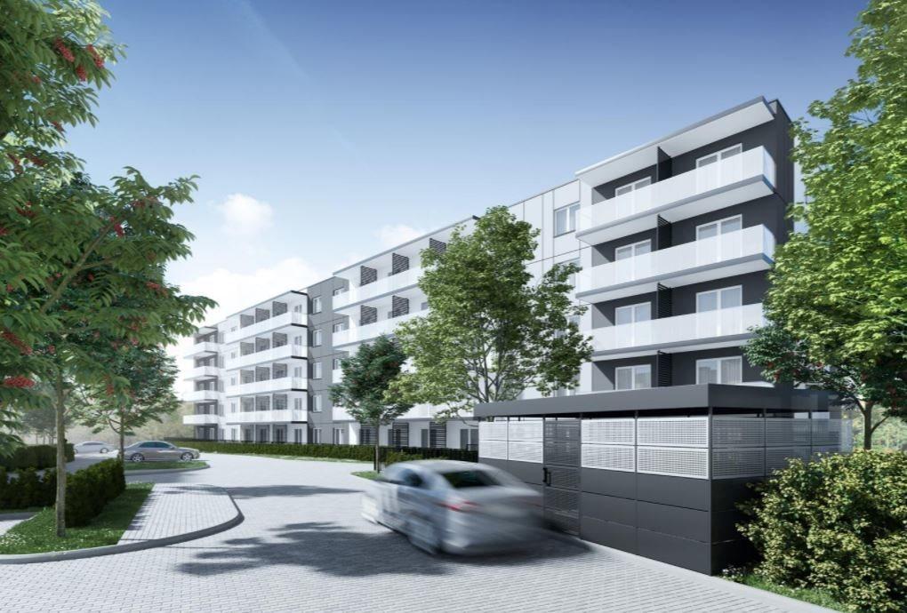 Mieszkanie dwupokojowe na sprzedaż Gdańsk, Kowale, Zeusa  44m2 Foto 1