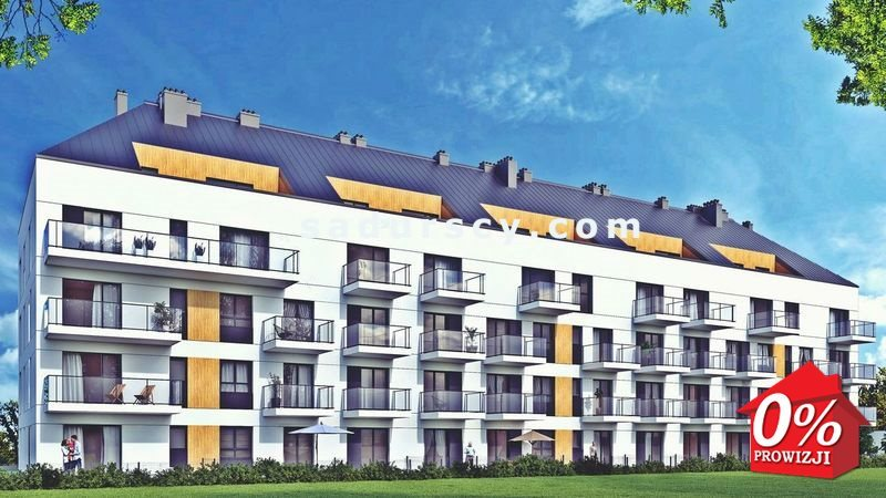 Mieszkanie trzypokojowe na sprzedaż Konstancin-Jeziorna, Jeziorna  73m2 Foto 1
