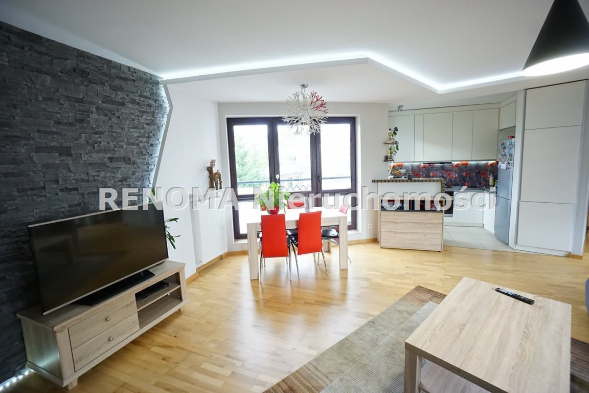 Mieszkanie trzypokojowe na sprzedaż Białystok, Wysoki Stoczek, Blokowa  77m2 Foto 3