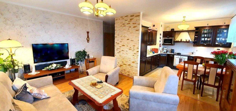 Mieszkanie trzypokojowe na sprzedaż Warzymice, Warzymice  71m2 Foto 6