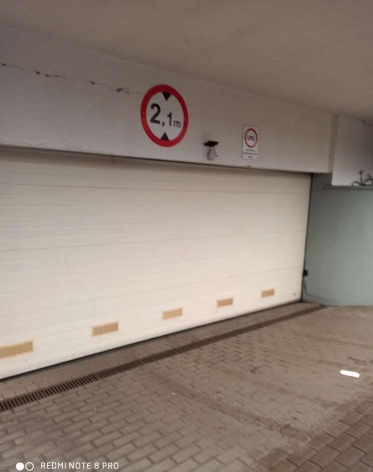 Garaż na sprzedaż Gdynia, Obłuże, Benisławskiego  36m2 Foto 5