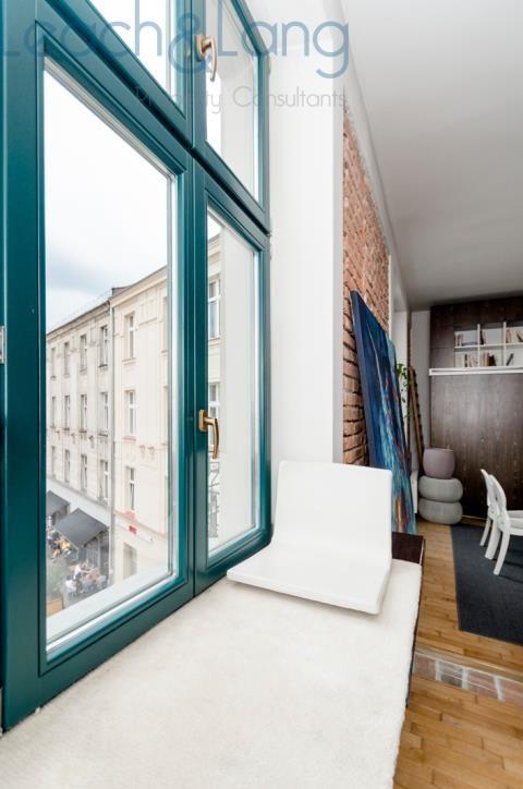 Mieszkanie trzypokojowe na wynajem Kraków, Stare Miasto, Kazimierz, Plac Nowy  95m2 Foto 6