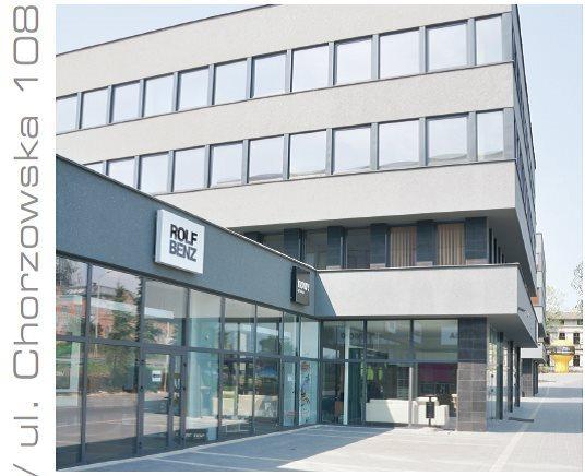 Lokal użytkowy na wynajem Katowice, Śródmieście, Chorzowska 108  47m2 Foto 2