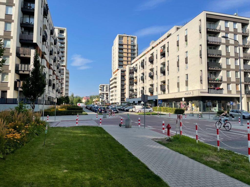 Mieszkanie czteropokojowe  na sprzedaż Kraków, Czyżyny, Avia  63m2 Foto 1