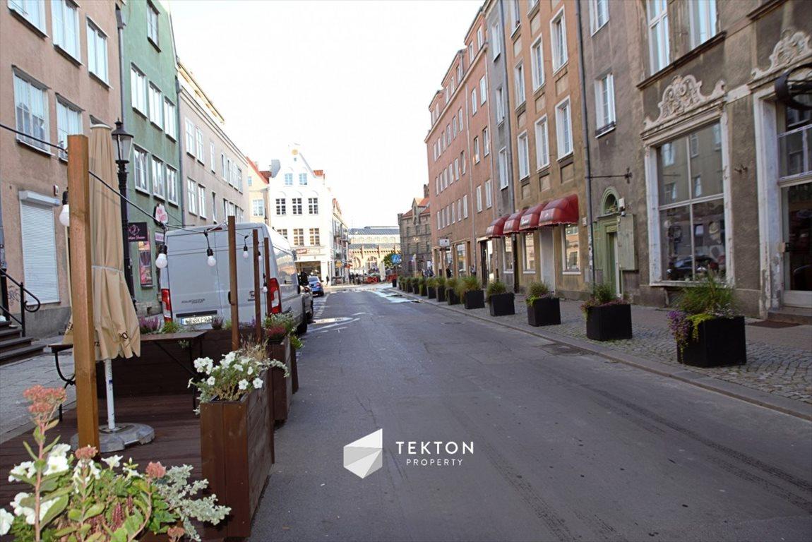 Lokal użytkowy na wynajem Gdańsk, Śródmieście, Szeroka  190m2 Foto 2