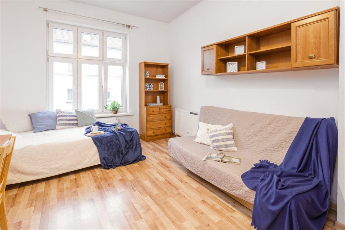 Mieszkanie trzypokojowe na sprzedaż Wrocław, Śródmieście, Stefana Żeromskiego  88m2 Foto 8