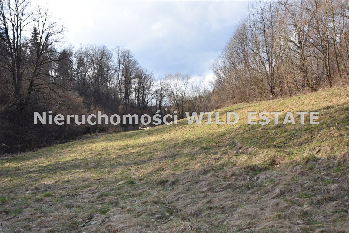 Działka rolna na sprzedaż Solina, Myczkowce  5100m2 Foto 3