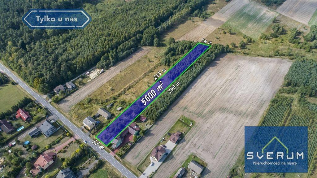 Działka budowlana na sprzedaż Kleśniska, Jaworska  1m2 Foto 2