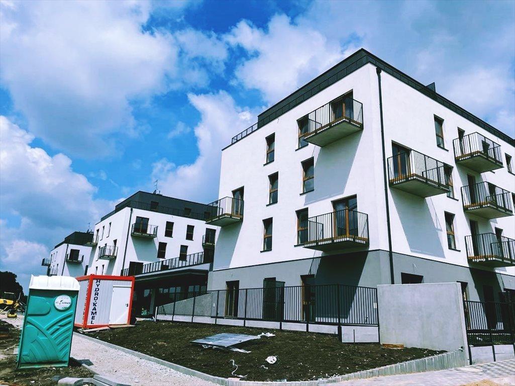 Mieszkanie dwupokojowe na sprzedaż Wrocław, Jagodno  49m2 Foto 1