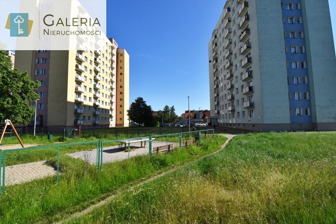 Mieszkanie trzypokojowe na sprzedaż Elbląg, Malborska  58m2 Foto 11