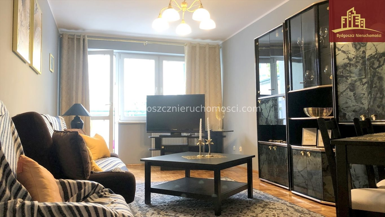 Mieszkanie dwupokojowe na wynajem Bydgoszcz, Wzgórze Wolności  54m2 Foto 1