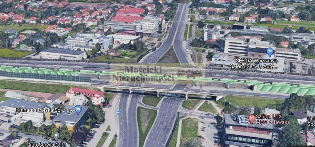 Działka inwestycyjna na sprzedaż Warszawa, Ursynów  536m2 Foto 1
