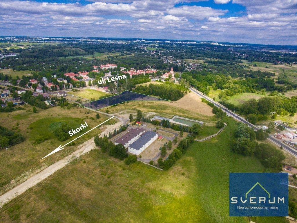 Działka przemysłowo-handlowa na sprzedaż Częstochowa, Dźbów, Anyżkowa  9600m2 Foto 3