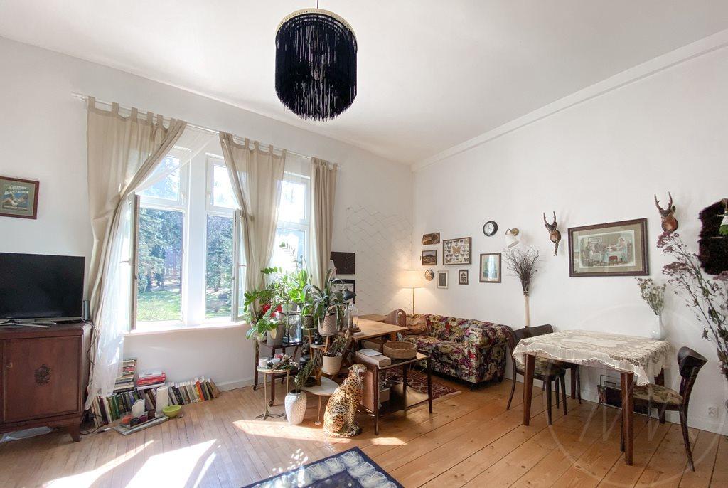 Mieszkanie dwupokojowe na sprzedaż Sokołowsko  80m2 Foto 1
