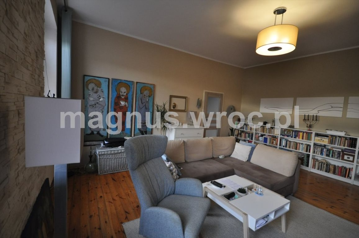 Mieszkanie dwupokojowe na sprzedaż Wrocław, Stare Miasto  65m2 Foto 1