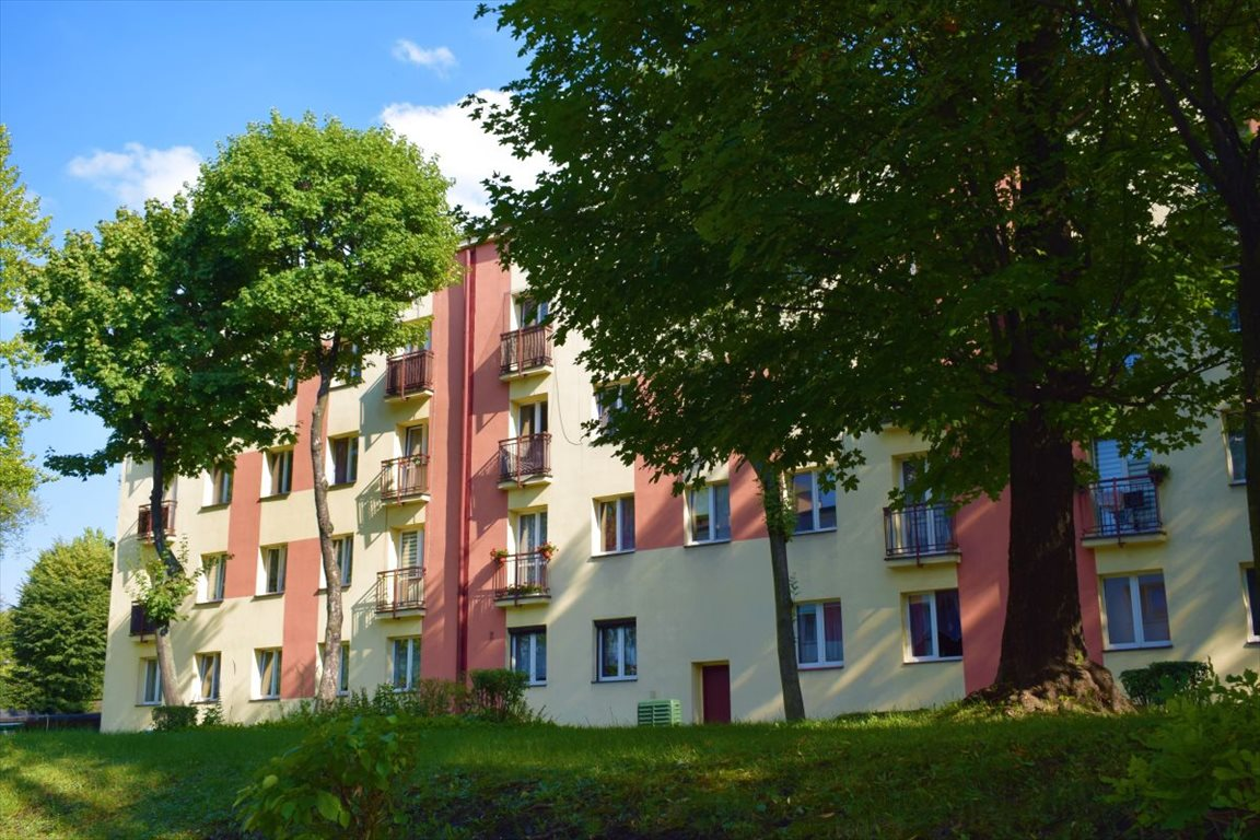 Mieszkanie dwupokojowe na sprzedaż Chorzów, Centrum, Konopnickiej  47m2 Foto 1