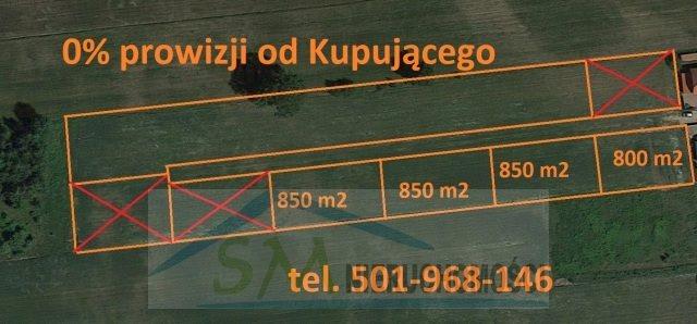 Działka inna na sprzedaż Stasi Las  850m2 Foto 1