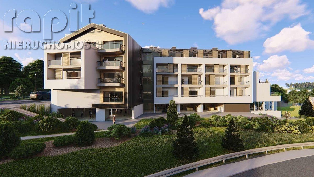 Mieszkanie dwupokojowe na sprzedaż Myślenice  63m2 Foto 9