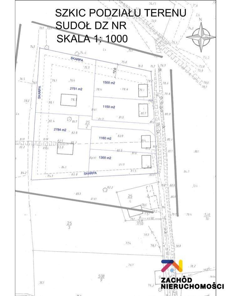 Działka budowlana na sprzedaż Sudoł  11800m2 Foto 6