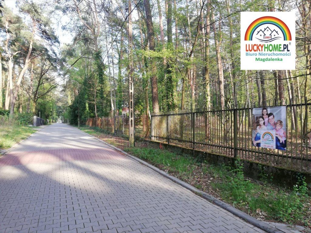 Działka budowlana na sprzedaż Magdalenka  1800m2 Foto 3