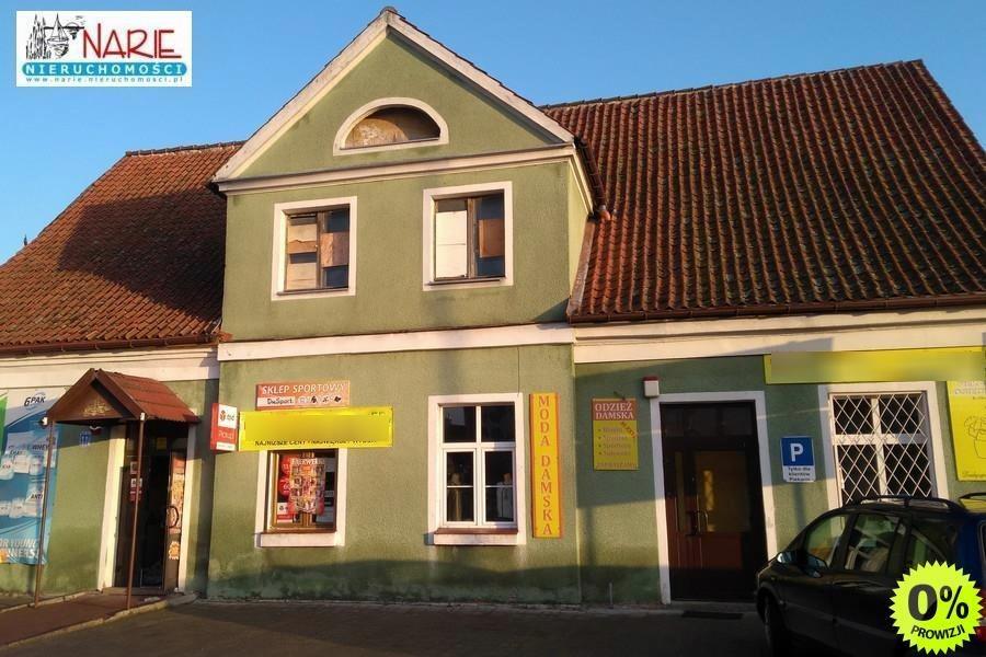 Lokal użytkowy na sprzedaż Morąg, Morąg, Pomorska  160m2 Foto 1