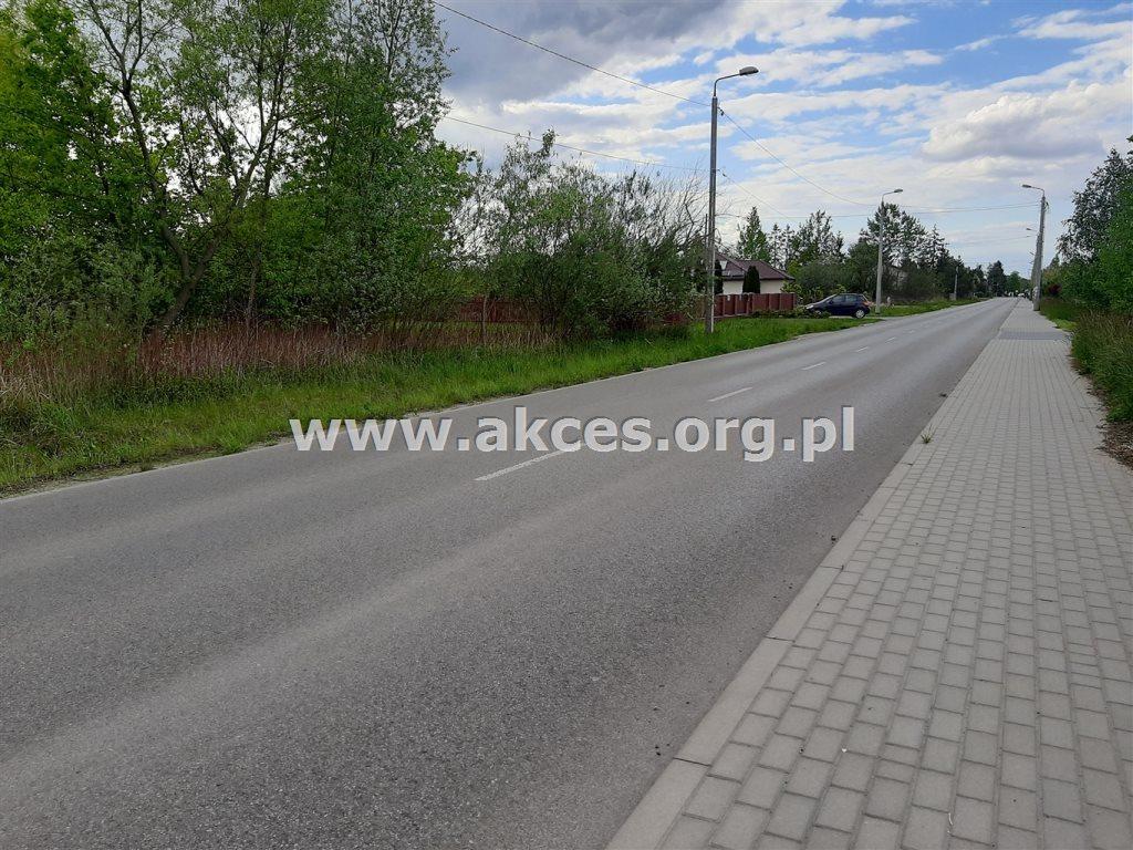 Działka budowlana na sprzedaż Jazgarzew, Szkolna  6771m2 Foto 3