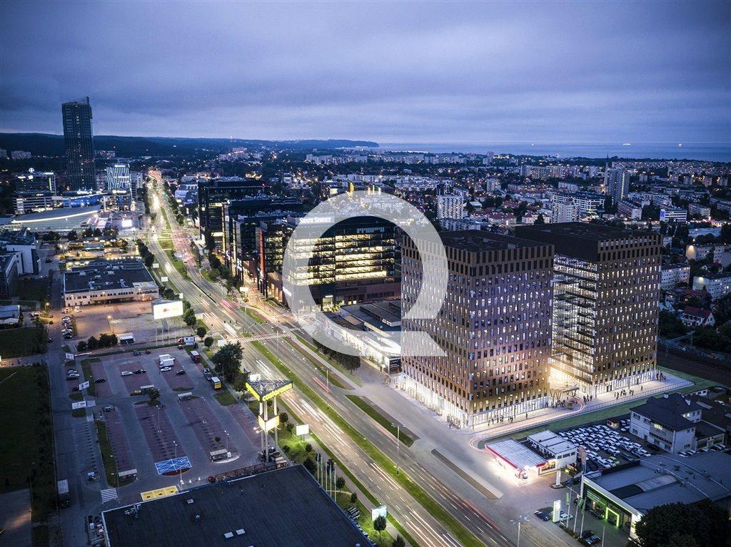 Lokal użytkowy na wynajem Gdańsk, Oliwa, Aleja Grunwaldzka  370m2 Foto 1
