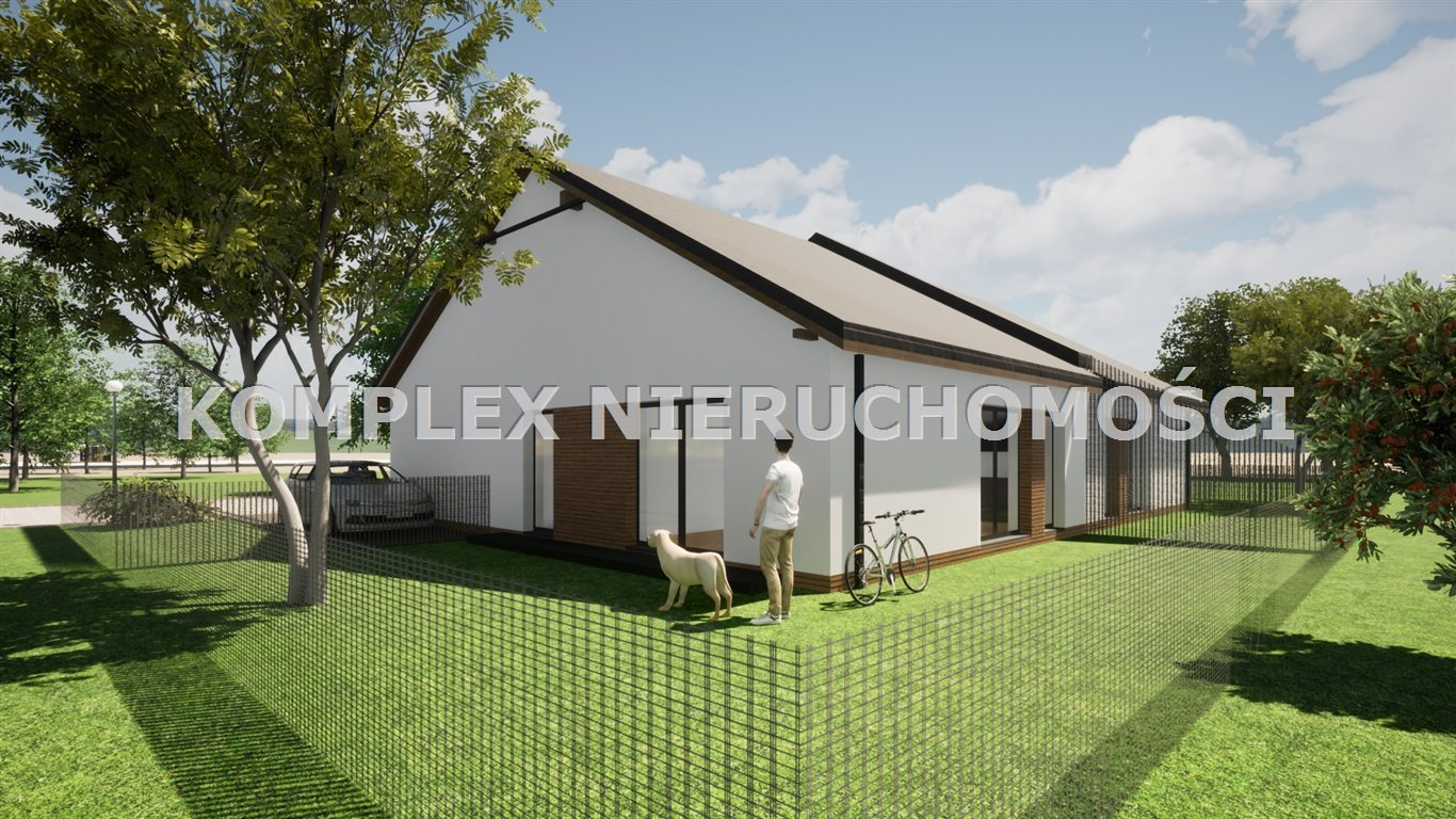 Dom na sprzedaż Żory, Osiny  90m2 Foto 2