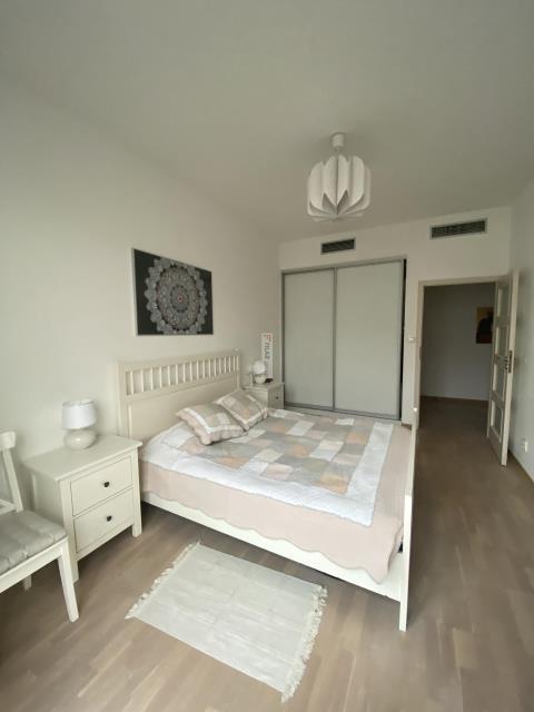 Mieszkanie trzypokojowe na sprzedaż Warszawa, Wilanów, Wilanów, Sarmacka  76m2 Foto 8