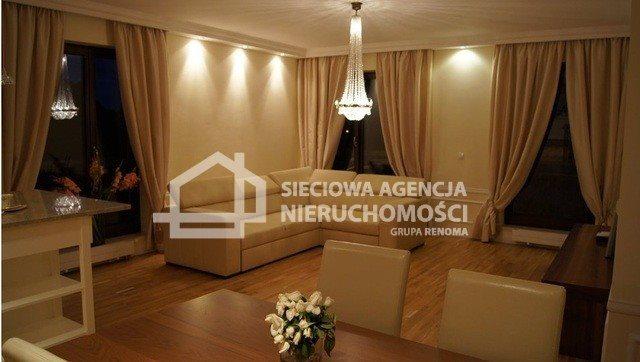 Mieszkanie dwupokojowe na wynajem Gdańsk, Stare Miasto, Szafarnia  70m2 Foto 5
