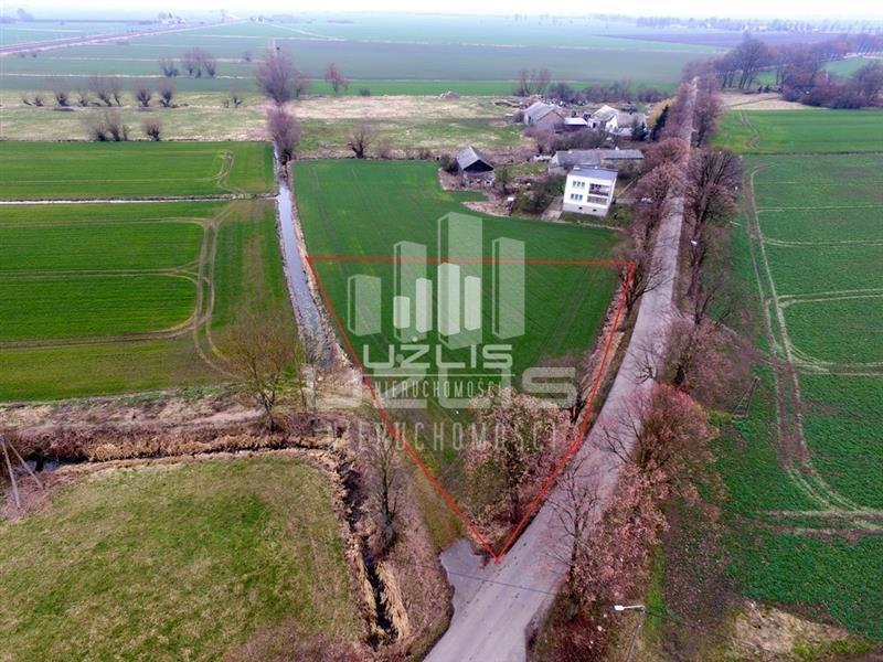 Działka rolna na sprzedaż Szymankowo, Żuławska  3016m2 Foto 1