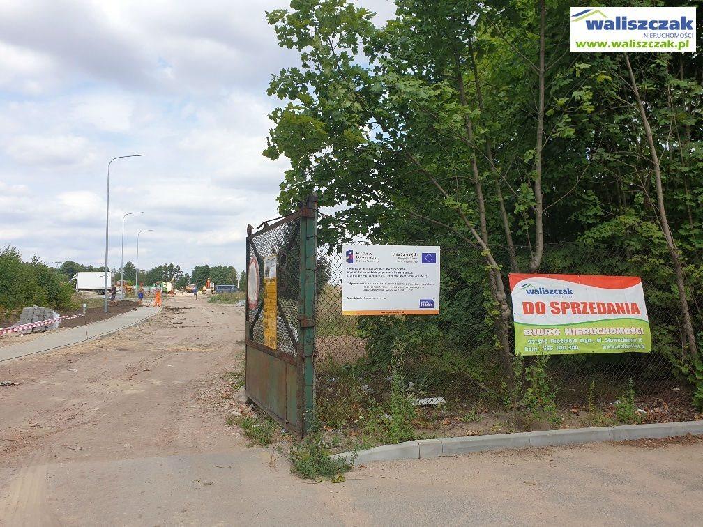 Działka budowlana na sprzedaż Moszczenica, Dworcowa  39736m2 Foto 1