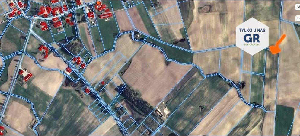 Działka rolna na sprzedaż Nowa Wieś Kościerska  15100m2 Foto 1