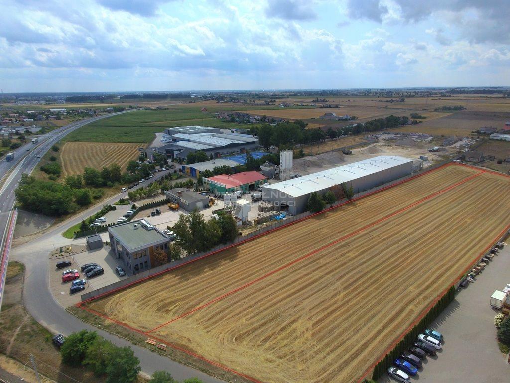 Działka przemysłowo-handlowa na sprzedaż Września  13699m2 Foto 3