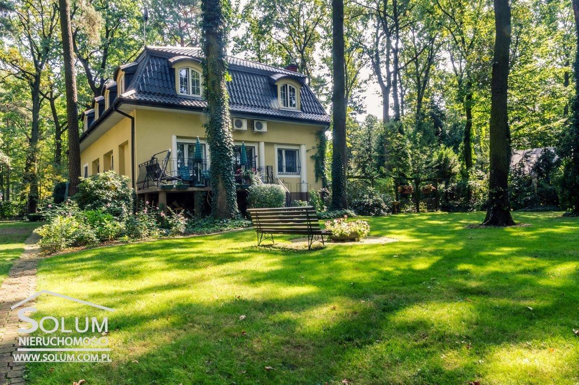 Dom na sprzedaż Podkowa Leśna, Ejsmonda  400m2 Foto 1
