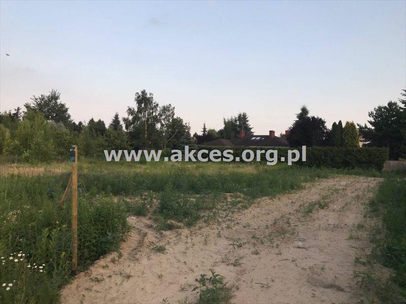 Działka budowlana na sprzedaż Nowa Iwiczna, Mleczarska  3700m2 Foto 5