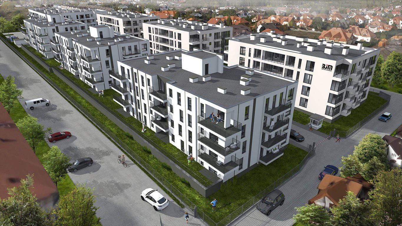 Mieszkanie trzypokojowe na sprzedaż Warszawa, Wawer, Klimontowska  63m2 Foto 1