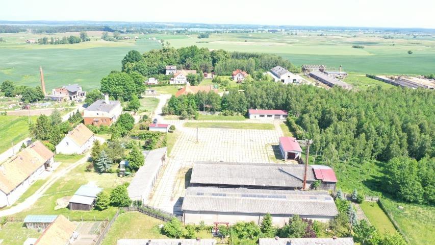 Lokal użytkowy na sprzedaż Olszewo  1592m2 Foto 3