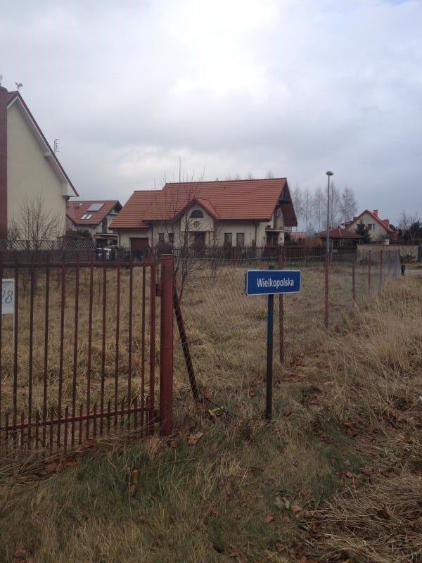 Działka budowlana na sprzedaż Rewa, Wielkopolska  585m2 Foto 1