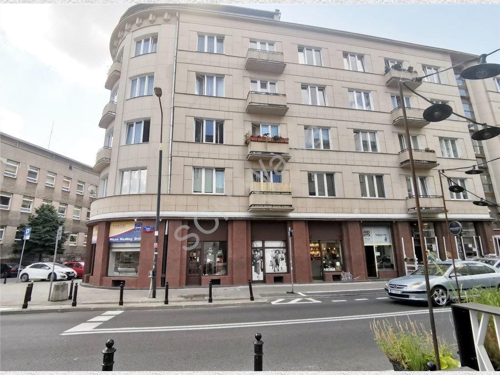 Mieszkanie trzypokojowe na sprzedaż Warszawa, Śródmieście, Czerwonego Krzyża  95m2 Foto 5