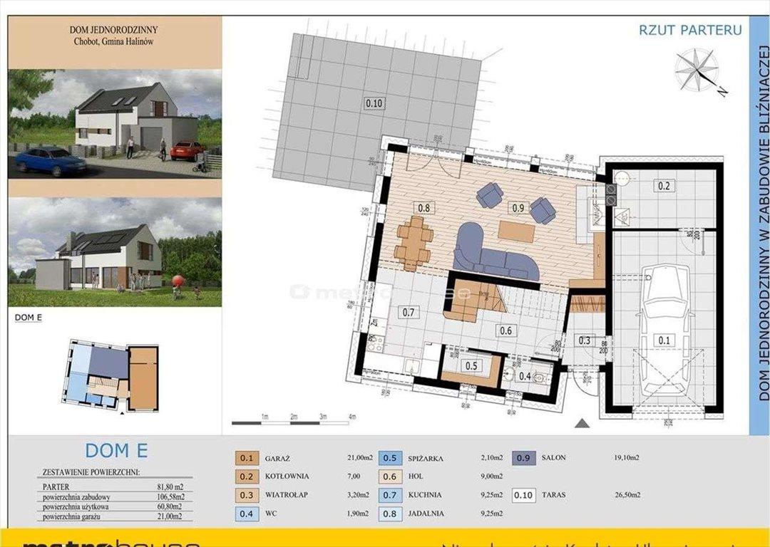 Dom na sprzedaż Chobot  119m2 Foto 5