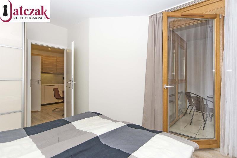 Mieszkanie dwupokojowe na wynajem Gdańsk, Śródmieście, AURA, TORUŃSKA  43m2 Foto 7