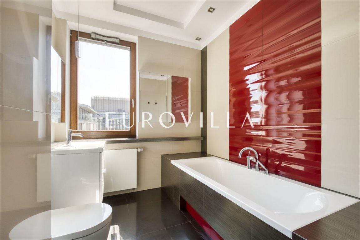 Mieszkanie czteropokojowe  na wynajem Warszawa, Śródmieście Powiśle, Leona Kruczkowskiego  153m2 Foto 5