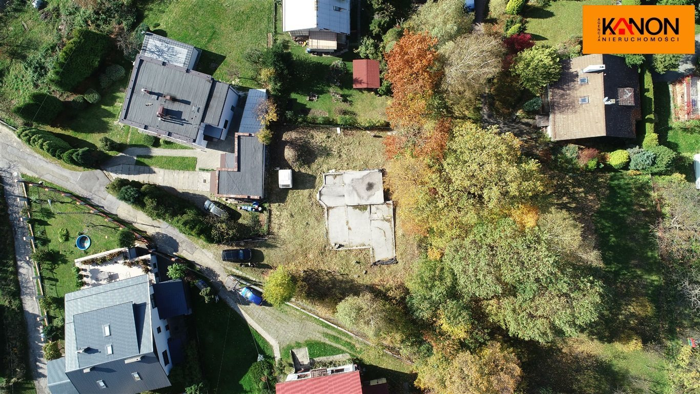 Działka budowlana na sprzedaż Bielsko-Biała, Straconka  668m2 Foto 3