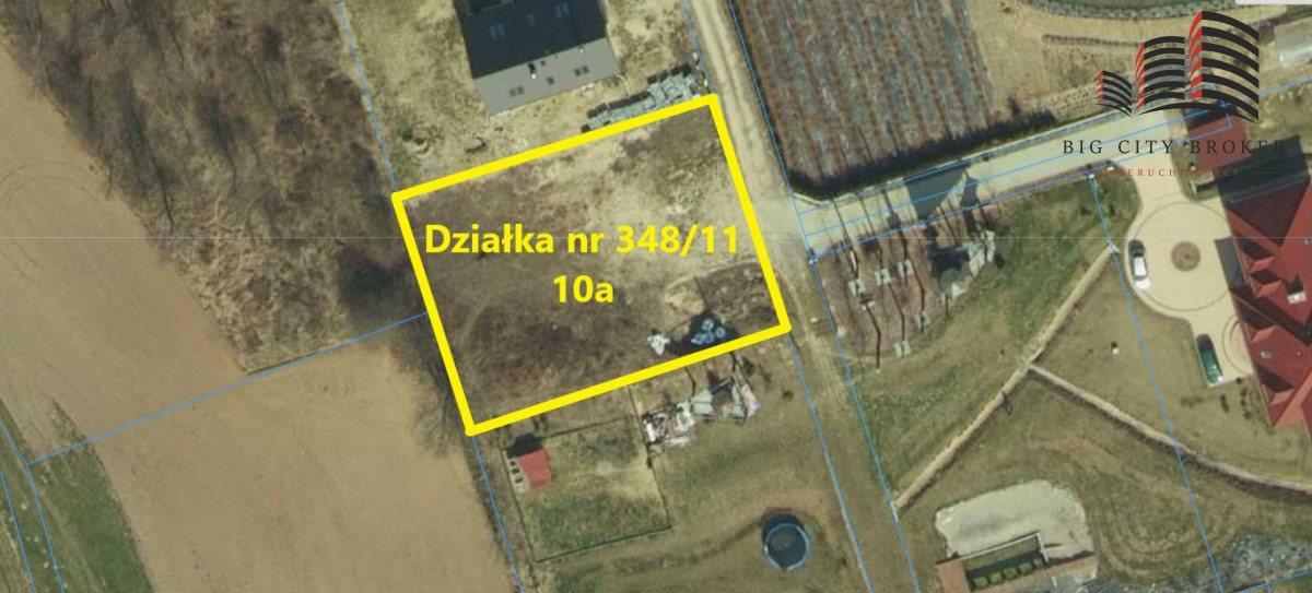 Działka budowlana na sprzedaż Uniszowice  1000m2 Foto 6