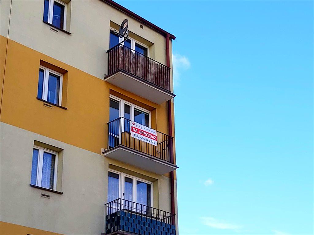 Mieszkanie dwupokojowe na sprzedaż Leszno, Prochownia 25  48m2 Foto 1