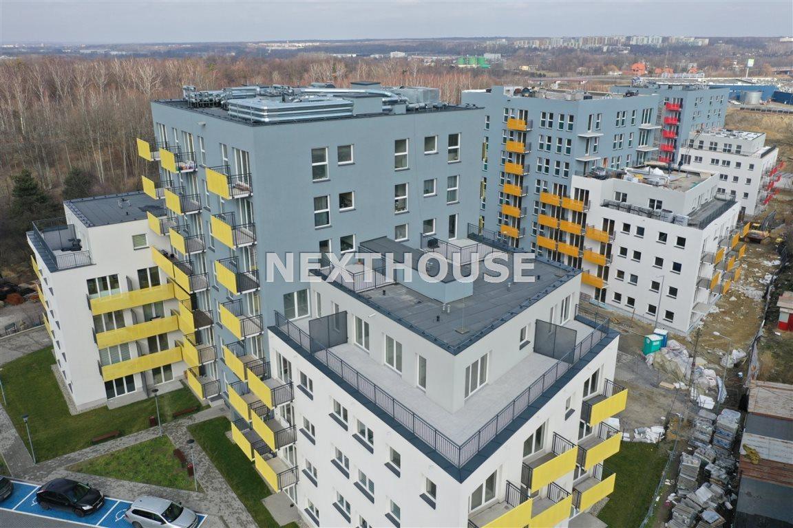 Mieszkanie trzypokojowe na sprzedaż Gliwice, Stare Gliwice  53m2 Foto 4