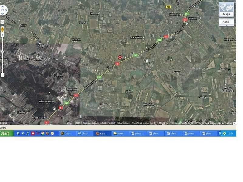 Działka przemysłowo-handlowa na sprzedaż Nadarzyn  21900m2 Foto 1