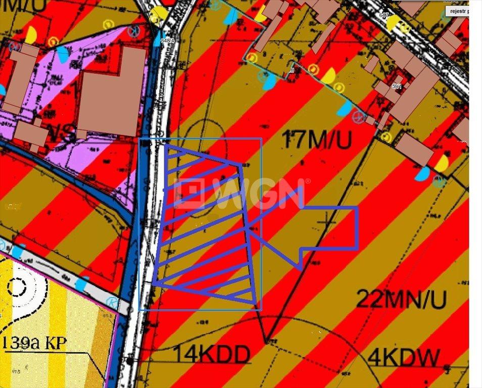 Działka budowlana na sprzedaż Prusice, Prusice, Młynarska  3948m2 Foto 1