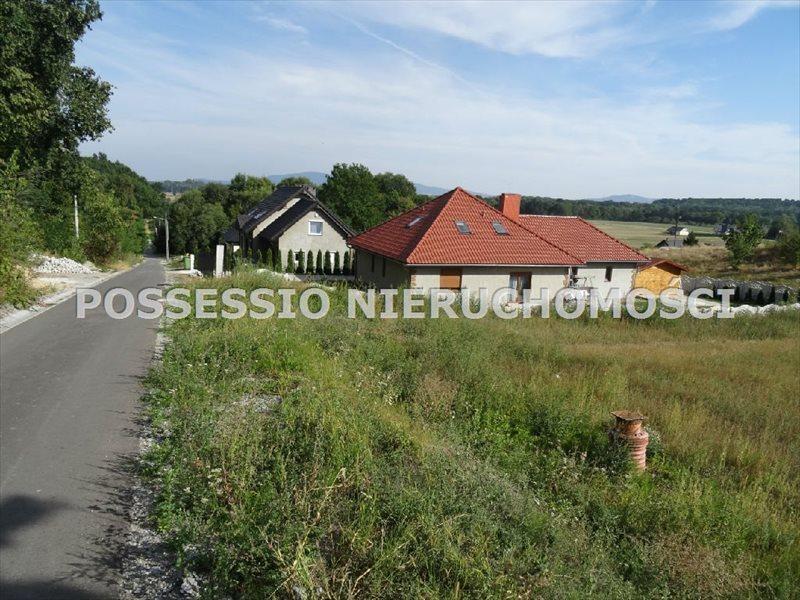 Działka inna na sprzedaż Żarów  3500m2 Foto 4
